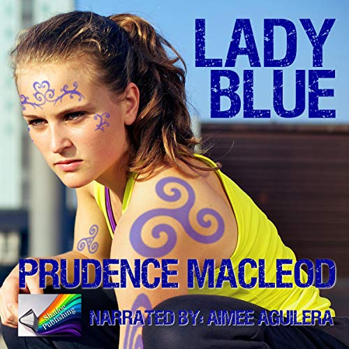 Lady Blue cover art
