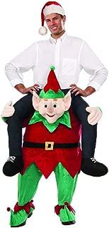 Inc - Myself On An Elf Ride On Costume
