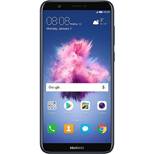 Huawei P Smart 32Gb Dual Sim FIG-LX3 Pantalla 5.6″ Doble Camara Sensor de Huella Libre de Fabrica Version…