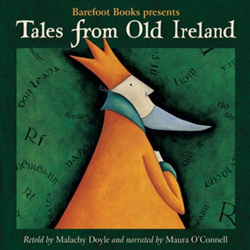 Tales from Old Ireland audiobook cover art