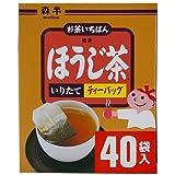 森半 お茶いちばん ほうじ茶 1.5X40