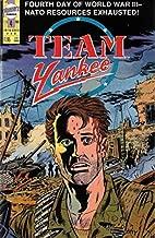 Team Yankee #4 VF/NM ; First comic book