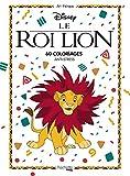 Grand bloc coloriages Roi Lion (classique)