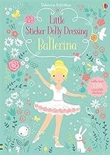Usborne Books Little Sticker Dolly Dressing Ballerinas