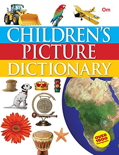 Encyclopedia: Children's Picture Dictionary ( Illustrated dictionary for kids)