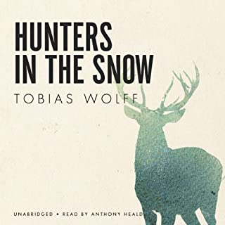 Hunters in the Snow audiobook cover art