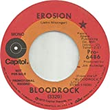 Bloodrock: Erosion/ Erosion Promo (7' 45 rpm) Vinyl Record #PRO-6486, Promo-3320