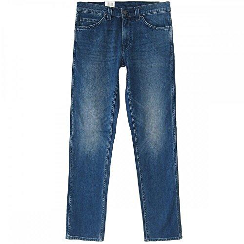 Levi's 511 Slim Fit Jeans, Verde (Bottiglia 0091), 36W / 30L Uomo