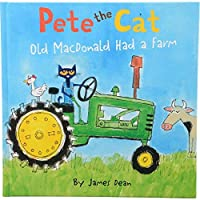 Constructive Playthings HR-730 Pete The CAT Old Macdonald Had a Farm Grade: Kindergarten to 2 9.25 Height .4 Wide 9.25 Length [並行輸入品]
