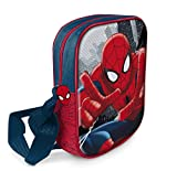 Star Licensing Marvel Spiderman Tracolla 3D Borsa Messenger, Multicolore