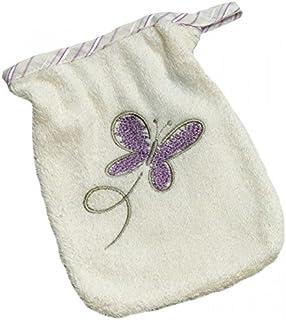 Be Be/'s Collection 635-26 Krabbeldecke Butterfly lila