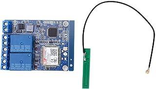 GSM-2-kanals SMS-styrenhet intelligent mobiltelefon fjärrkontroll switch halvledarmodul för smart hem bondgård bevattning ...