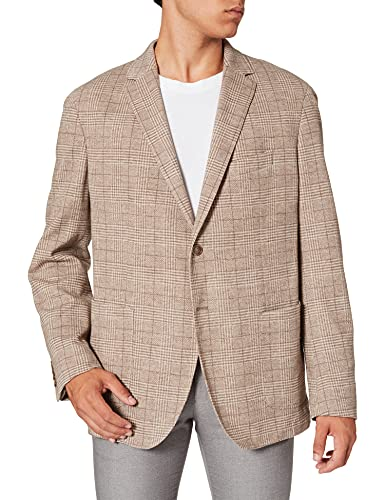 Hackett London Chaqueta para hombre, color beige, talla 46