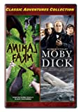 Classic Adventures Collection 3 (Animal Farm / Moby Dick)