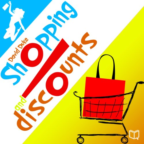 Shopping and Discounts audiobook cover art