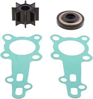 Dolity 06192-881-C00 Water Pump Impeller Service Kit for Honda BF8A Boat Replaces Parts