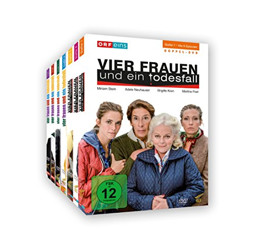 Staffel 1-7 (14 DVDs)