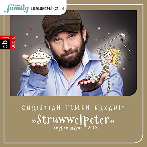 Struwwelpeter, Suppenkaspar & Co. audiobook cover art