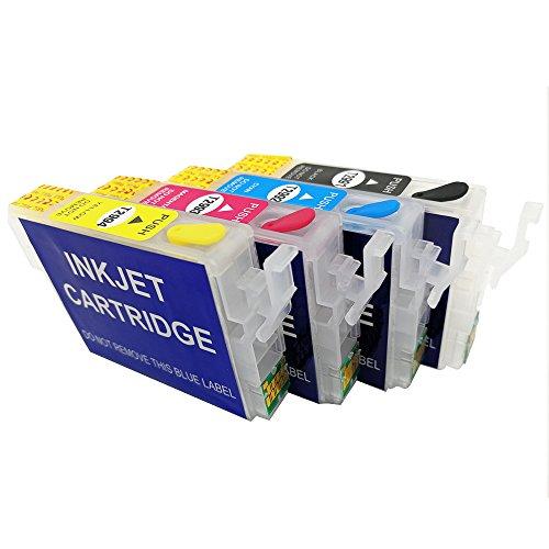29XL - Cartucho de tinta vacío recargable para impresora Expression Home XP-255 XP-257 XP-352 XP-355 XP-452 XP-455 XP-235 XP-245 XP-332 XP-335 XP-432 XP-435 XP-247 XP-442 XP-342 XP-345 XP-445