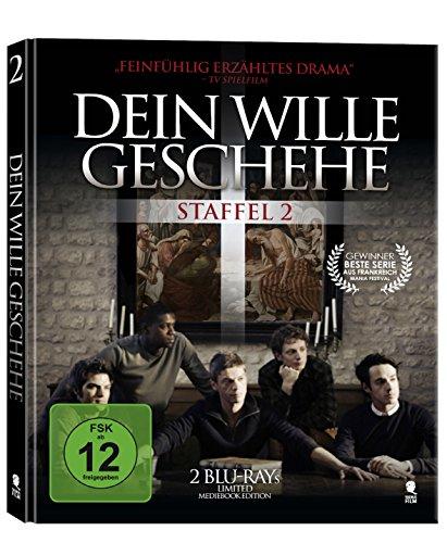 Staffel 2 (limitiertes Mediabook) [Blu-ray]