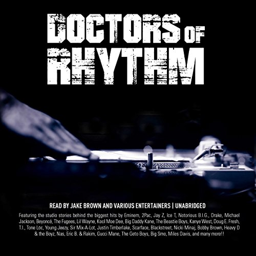 Doctors of Rhythm cover art