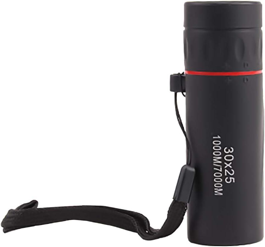 schicj133mm Mini Portable 100% quality warranty 5 ☆ popular Monocular Telescope HD Focu 30x25 Dual
