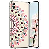 Robinsoni Cover per Huawei Honor 10 Lite Cover Silicone Huawei P Smart 2019 Case Trasparen...