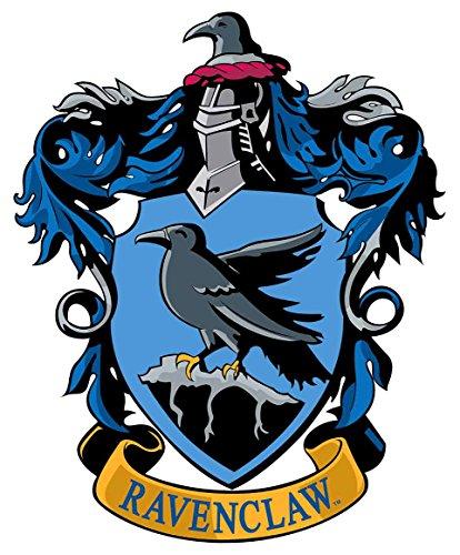 Gryffindor Emblem aus den offiziellen Harry Potter Büchern, Pappe, Ravenclaw Emblem, 61 x 50 x 61 cm