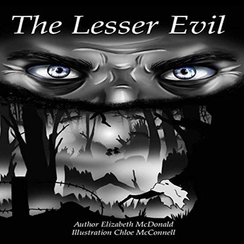The Lesser Evil audiobook cover art