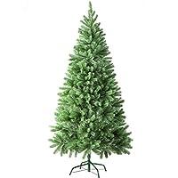 Natale - la festa dell'amore. Create in un batter d'occhio una perfetta atmosfera natalizia con un albero di Natale artificiale di TecTake. // Altezza: 180 cm // Diametro: 100 cm // Numero di punte: 742 // Peso: 5,5 kg. I nostri alberi di Natale hann...