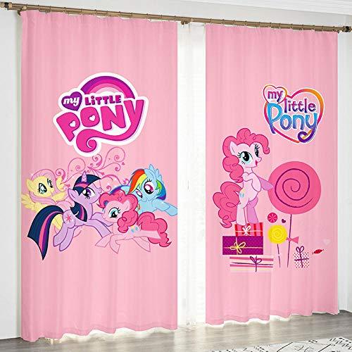 cortinas dormitorio de niños