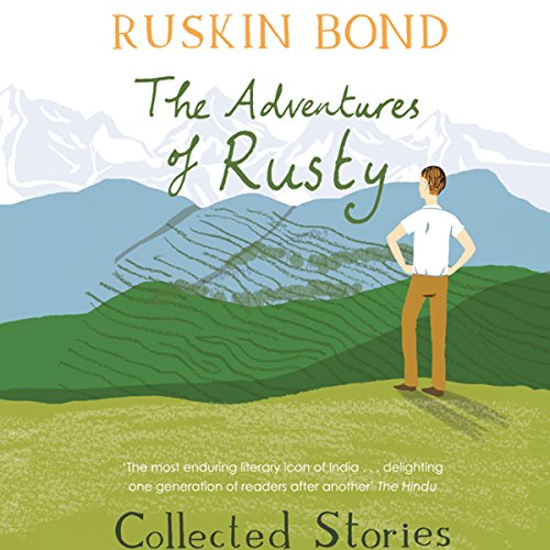 The Adventures of Rusty audiobook cover art