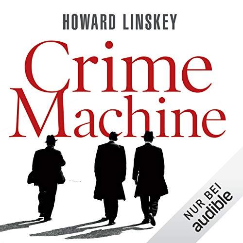 Crime Machine audiobook cover art