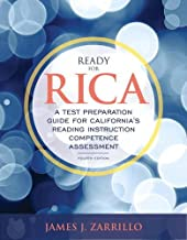 Ready for RICA: A Test Preparation Guide for California's Reading Instruction Competence Assessment PDF