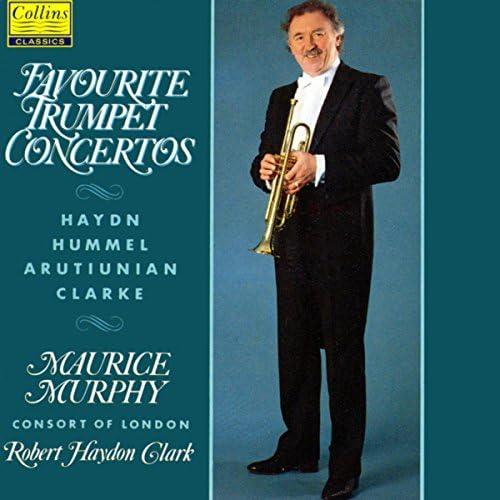 Maurice Murphy, Robert Haydon Clark & Consort of London