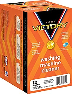 Home Victory Washing Machine Cleaner, 12 Count