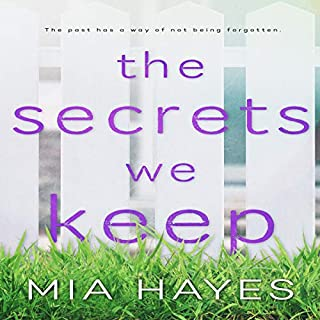 The Secrets We Keep audiobook cover art