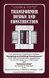 Book Review: Quick and Dirty Transformer Design and Construction