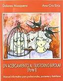 Un Acercamiento Al Trastorno Bipolar I (LIBROS DE PSICOLOGIA)