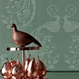 TODO STENCIL Home Decor Animal 007, Schablone 50 x 70 cm, Motiv 48 x 68 cm