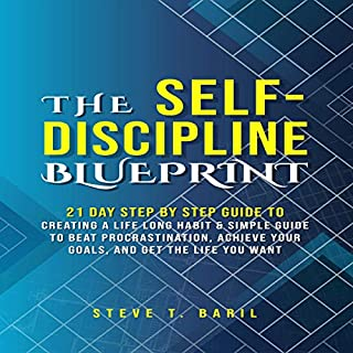 The Self-Discipline Blueprint cover art