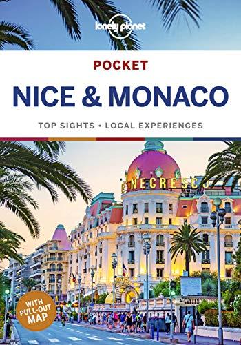 Lonely Planet Pocket Nice & Monaco [Lingua Inglese]