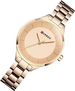 D DOLITY Trendy Simple Design Women Watch Waterproof Analog Display Quartz Wristwatch Fancy Gift