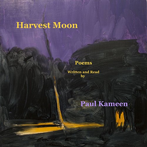 Harvest Moon: Poems audiobook cover art