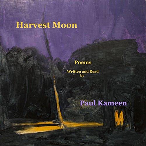 Harvest Moon: Poems cover art
