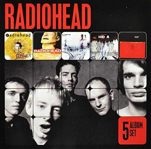 5 Album Set (Pablo Honey / The Bends / Ok Computer / Kid A / Amnesiac)
