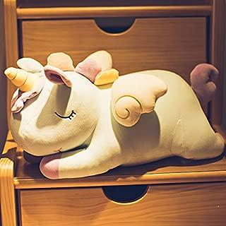 ZSFR Cute Unicorn Doll Girl Heart Holding Sleeping Bed Holding Pillow Plush Doll Doll Girl Doll 40Cm