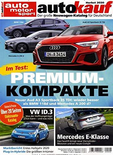 auto motor sport Autokauf 4/2020