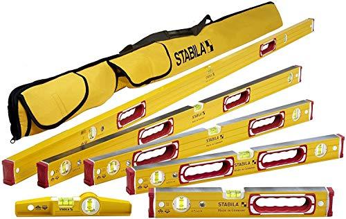 Stabila Magnetic Level Kit Set Review