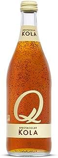 Q Mixers Kola, Premium Cocktail Mixer, 500 mL (6 Bottles)